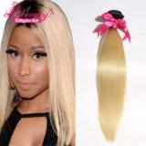 Волосы Монгол девственницы притяжки 100% Unprocessed двойные