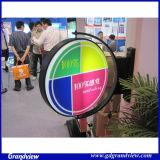 Rotation de l'éclairage écran signer la case (GD-CLG)