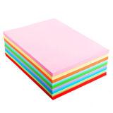 Papel bond/cor-de-rosa de papel livre/verde/azul/amarelo da madeira