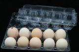L'imballatore impaccante 15 del cassetto 15 del pollo del PVC dell'animale domestico dell'uovo dell'uovo di plastica del cassetto fora 15 spazi