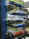 Machine d'impression en plastique de la couleur Yb-6600 six