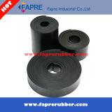 Промышленный лист черноты NR резиновый, промышленный черный лист природного каучука