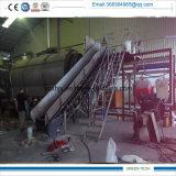 Neumático semicontínuo que recicla para engrasar el equipo 20 toneladas por día