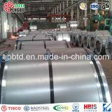 Dx51d Z100 ha galvanizzato la bobina d'acciaio per materiale da costruzione