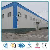 Edificio de la estructura de acero de Commerical hecho en China