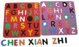 L'alphabet coloré et l'intelligence d'EVA Puzzles