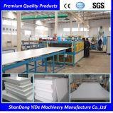 Profil de PVC et ligne en plastique d'extrudeuse de feuille