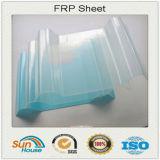 FRP стекловолокном пластика и штучных кровельных панелей
