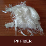 Fibra La fibra PP Construction Chemicals mortero Aditivo PP