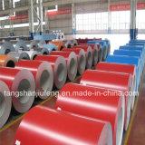 Il prezzo di fabbrica di alta qualità PPGI ha preverniciato la bobina d'acciaio colorata per la costruzione di edifici