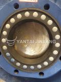 Valvulas de mineração de preço de fábrica Válvula de porta de faca