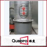 Galvanisiert gekurvt, Zugangstür für runde Leitung AP7410 plombierend