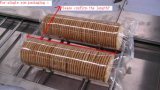 Máquina de empacotamento de Trayless para Waffles