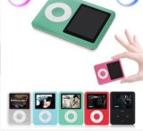 3 Nuevos Venta caliente MP3 MP4 Player Clip canciones DJ MP3 MP3 Bluetooth radio FM