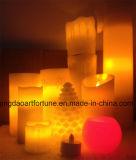 LED Flameless Candle avec de nombreuses finitions