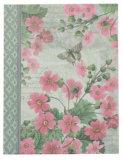 Cahier de livre À couverture dure de tissu estampé par vente en gros d'usine