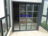 Profile de aluminio Sliding Soundproof Doors con As2208