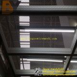 확장한 철사 장에 의하여 확장된 금속 장은 를 위한 천장을 중단한다
