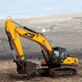 Fabricante oficial Sy365 de Sany máquina escavadora hidráulica da esteira rolante de 36.5 toneladas grande