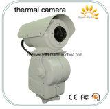 中距離の機密保護の監視の赤外線熱探知カメラのカメラサポートOnvifの無線太陽エネルギー
