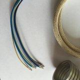 Calefator de ar quente da mola de bobina do sistema do corredor para máquinas plásticas
