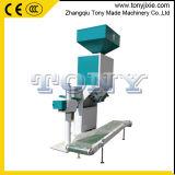 La forme de granulés/bois automatique Machine d'emballage 15-50kg/Sac machine de conditionnement d'emballage de grain