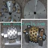 Dimeter 350mm와 400mm 의 45spikes 다이아몬드 부시 망치 (SA-104)