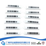 58kHz Retail Security Am Soft Label com Dr Barcode