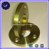 China Fabricante Professional A105 Amarelo Adaptador de flange
