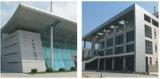 La construcción de la Decoración de pared de revestimiento Material-Polyester revestimiento Panel Compuesto de Aluminio