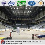 Stade de la structure en acier à haute hauteur avec galerie