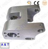 CNC Aangepaste Roestvrije Aangepaste Staal van de Legering van het Aluminium het Machinaal bewerken van F