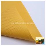 Tessuto di maglia resistente UV del PVC per la tenda, tessuto di maglia della tenda