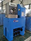 Aktuelle hydraulische Schlauch-Presse-quetschverbindenmaschine mit super dünnem Maschinen-Kopf besonders für Krümmer