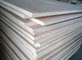 Madera contrachapada comercial de la base del álamo para la fabricación de los muebles