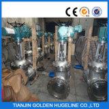Pneumatischer Stellzylinder-weiches Sitzabgas-Drosselventil