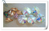 Точка назад Crystal камня для одежды (Accessries DZ-3019)
