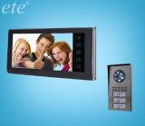 """7"""" Design de alto grau Sistema mãos livres porta de Vídeo (telefone T-701C)"""