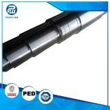 L'asta cilindrica idraulica delle parti dell'acciaio legato ha personalizzato