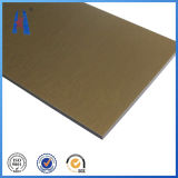 PE Pvde Nano 4mm ACP Cladding Material Aluminum Composite Panel