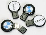 Usb-Blitz-Laufwerk USB-Stock Soem-Firmenzeichen-Epoxy-Kleber Pendirvs USB-greller Plattenspeicher-Karten-Daumen-Blitz-Laufwerk USB2.0 USB-Speicher-Stock-Daumen