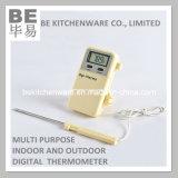 Цифровой Термо большой открытый промышленный цифровой термометр с гибким наконечником датчика (быть-5005)