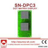 Cer, Positionsanzeiger der Punktematrix-ISO9001 für Höhenruder zerteilt (SN-DPC3)