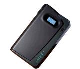 Banco portátil do poder 12500mAh do produto funcional novo com auriculares de Bluetooth