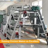 Клетка цыпленка младенца слоя горячего DIP гальванизированная/бройлера для дома птицефермы