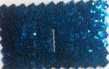 結婚式のためのきらめきPUの革はハイヒールの靴Hw-642に蹄鉄を打つ