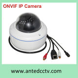 Night Vision와 Vari 초점 Lens를 가진 감시 Network Vandalproof Dome Camera