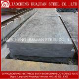 Placa de aço de grande resistência para a placa do recipiente