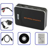 xBox 360/One PS 2/3/4 Wii U를 위한 Ezcap HDMI RGB YPbPr Component Video HD Video Game Capture Recorder Box