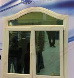 미국 Arch PVC/UPVC Tilt와 Turn Window (BHP-TT11)